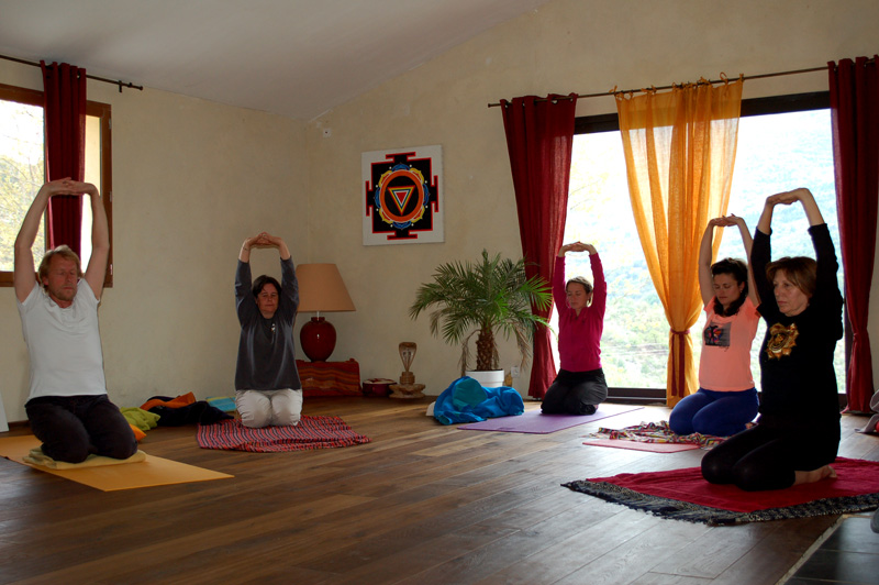 stage yoga provence